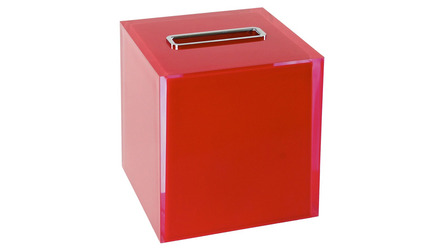 Rainbow Tissue Box...