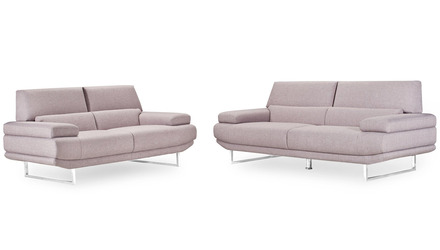 Shelter Sofa and Loveseat Set