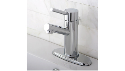 Cavell Single Handle Sink Faucet