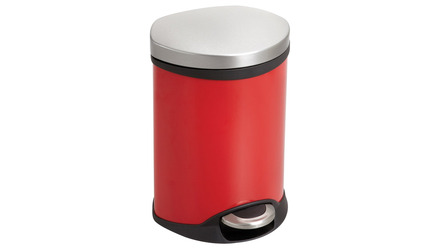 Ellipse Step-On Receptacle - 1.5 Gallon