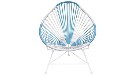 Acapulco Chair World - White Frame