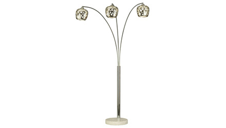 Aerie Arc Lamp