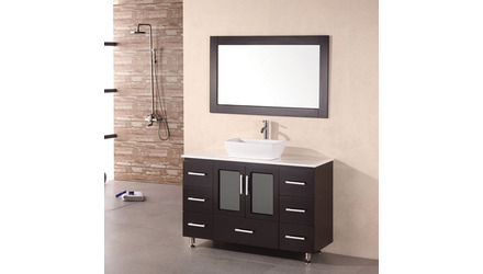 "Alexia 48"" Single Sink Vanity Set"