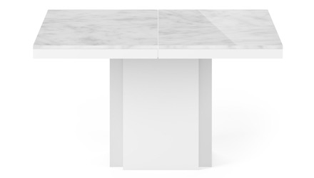 Calliope 51 Inch Dining Table - Marble