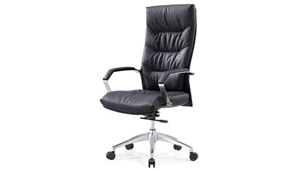 Carnegie Leather Executive Chair