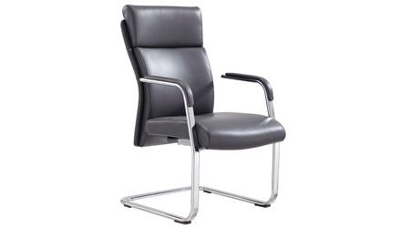Draper Side Chair - Dark Grey