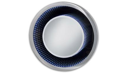 Evanesce Infinity Mirror - Round