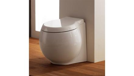 Floor Standing Planet Toilet