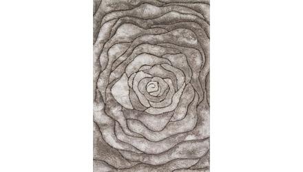 Galaxy Rose Shag Rug