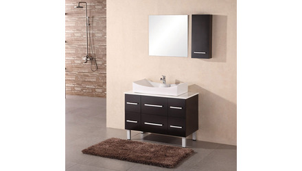 "Lena 36"" Single Sink Vanity Set"