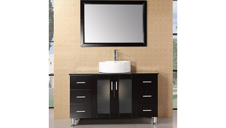 "Maya 48"" Single Sink Vanity Set"