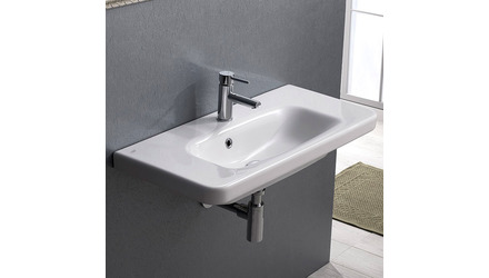 Noura Plus Rectangle Ceramic Sink