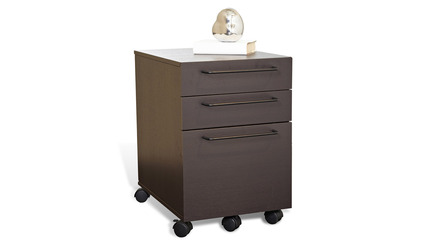 Daly Mobile 3-Drawer File Cabinet