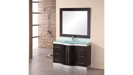 "Olivia 48"" Single Sink Vanity Set"