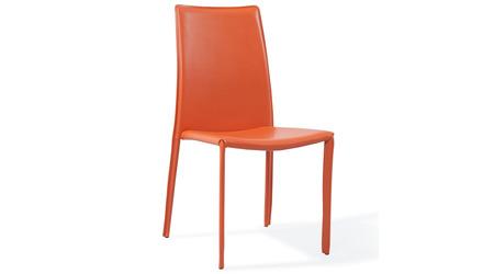 Noah Dining Chair - Orange