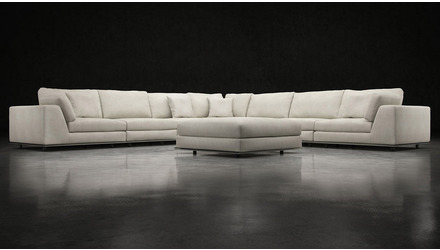 Persis Large Corner Sectional Sofa