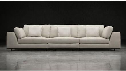 Persis Three Seat Sofa