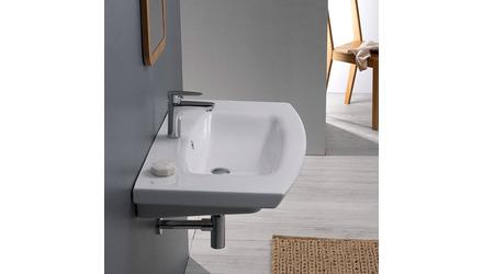 Plus Rectangle Ceramic 35 Inch Sink
