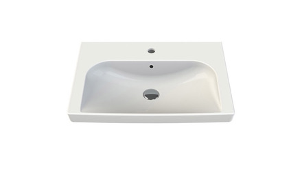 Roma Rectangle Ceramic 26 Inch Sink