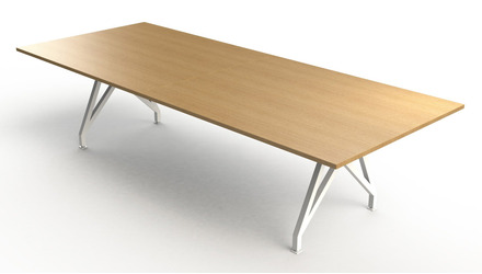 THINK TANK Conference Table - 8'