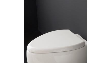 Moai Toilet Seat Cover