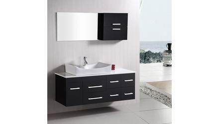 "Spencer 53"" Single Sink Vanity Set"