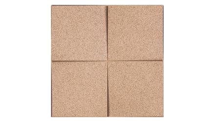 Chock Cork Organic Blocks Wall Design