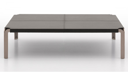Tallen Coffee Table - Bronze