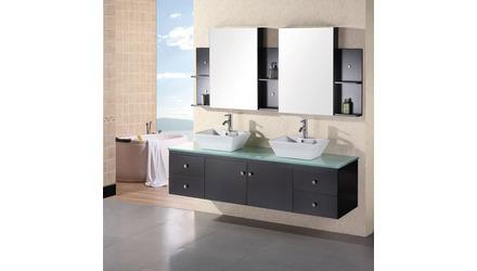 "Taylor 72"" Double Sink Vanity Set"