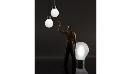 The Second Light Lamp - 29.5""