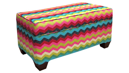 Tiana Upholstered Storage Bench