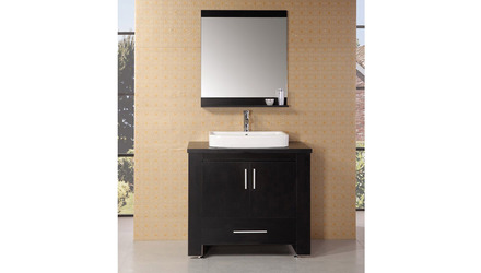 "Weston 36"" Single Sink Vanity Set"