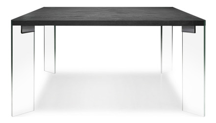 Montriond 59 Inch Square Dining Table