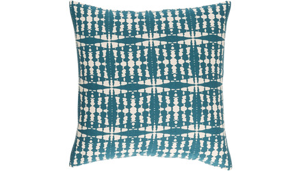 Ridgewood Throw Pillow with Down Insert