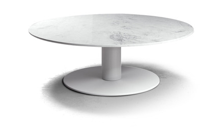 Perla Marble Coffee Table