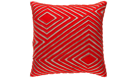 Denmark Throw Pillow