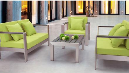 Rivera Outdoor Sofa Set