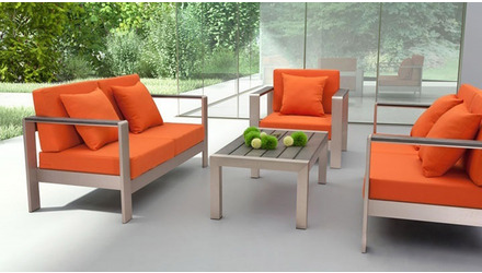 Rivera Outdoor Sofa Set