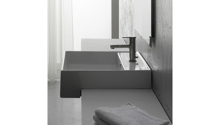 Teorema Self-Recessed Sink