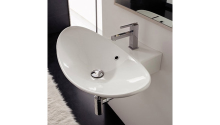 Zefiro Oval Sink