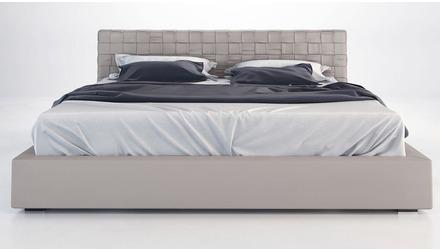 Shae Bed- Grey