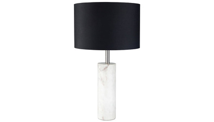 Sonete Table Lamp - White Marble