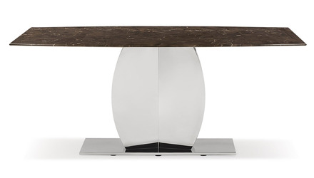 Syrah Marble Dining Table
