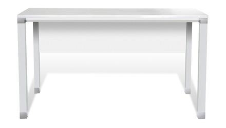 """White Delano Desk - 60"""""""