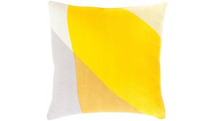 Teori Primary Throw Pillow