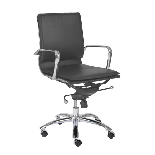 GunarPro Black Office Chair