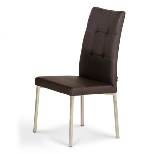Charlotte Dining Chair - Brown