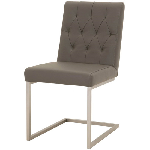 Jesper Top Grain Leather Dining Chair - Set of 2