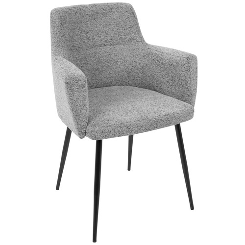 Bolton Dining Chair Fabric - Set of 2
