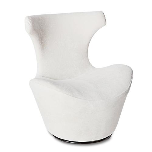 Wedge Swivel Chair